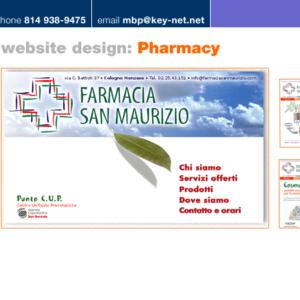 Pharmacy website